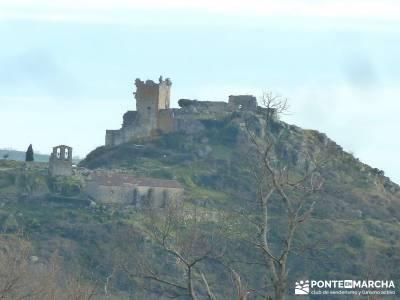 Sierra de Gata, Trevejo,Hoyos,Coria; nacimiento del rio mundo crampones la panera